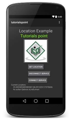 Location trong Android