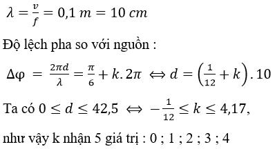 Bài tập trắc nghiệm Vật Lí 12 | Câu hỏi trắc nghiệm Vật Lí 12