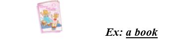 Đề thi môn Tiếng Anh lớp 1 Học kì 2 có đáp án (Đề 4)