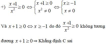 Đề kiểm tra 45 phút Đại số 10 Chương 4 có đáp án (Đề 1)
