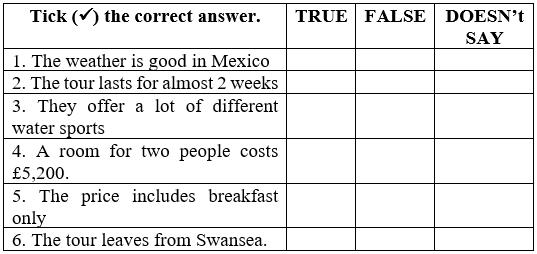 Đề thi vào lớp 10 môn Tiếng Anh Đà Nẵng 2015 có đáp án