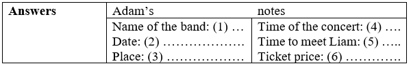 Đề thi vào lớp 10 môn Tiếng Anh Đà Nẵng 2017 có đáp án