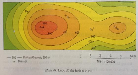 Câu 2 SGK Địa lý 6 trang 51