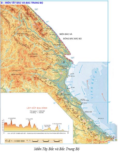 Ly Thuyết địa Li 8 Bai 42 Miền Tay Bắc Va Bắc Trung Bộ Hay Chi Tiết