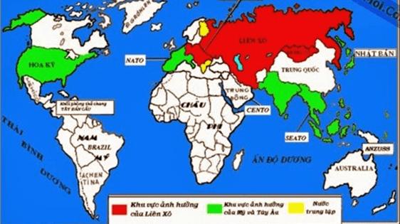 Lý thuyết Lịch Sử 12 Bài 1: Sự hình thành trật tự thế giới mới sau chiến tranh thế giới thứ hai (1945 – 1949)   Lý thuyết Lịch Sử 12 ngắn gọn