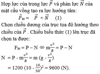 Giải bài tập Vật Lý 10 | Để học tốt Vật Lý 10