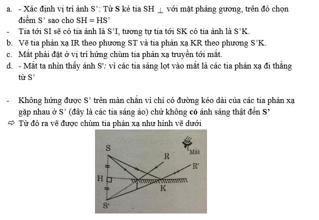 Giải bài tập Vật Lý 7 | Để học tốt Vật Lý 7