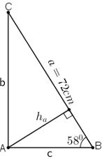 Giải bài 1 trang 59 sgk Hình học 10 | Để học tốt Toán 10