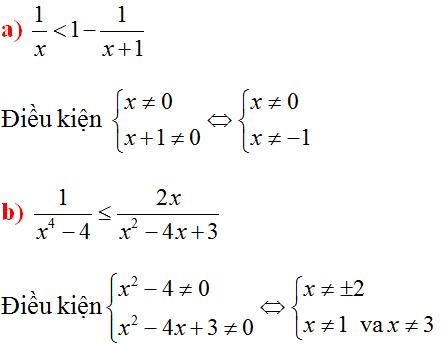Giải bài 1 trang 87 SGK Đại Số 10 | Giải toán lớp 10