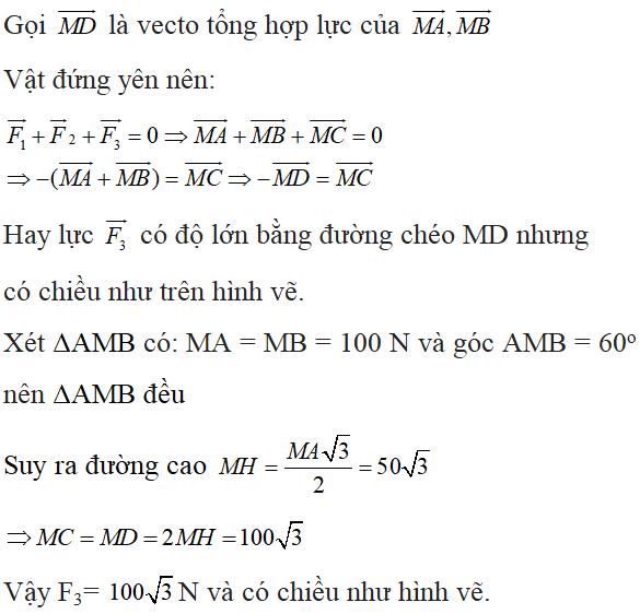 Giải bài 10 trang 12 sgk Hình học 10 | Để học tốt Toán 10