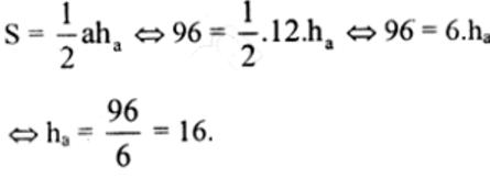 Giải bài 10 trang 62 sgk Hình học 10 | Để học tốt Toán 10