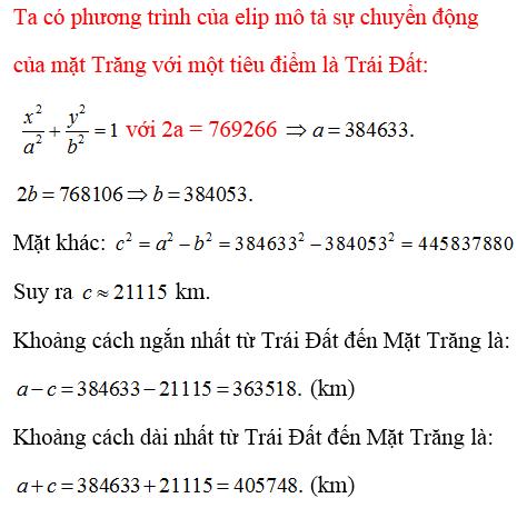Giải bài 10 trang 94 SGK hình học 10   Giải toán lớp 10