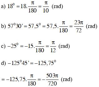 Giải bài 2 trang 140 SGK Đại Số 10 | Giải toán lớp 10