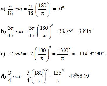 Giải bài 3 trang 140 SGK Đại Số 10 | Giải toán lớp 10