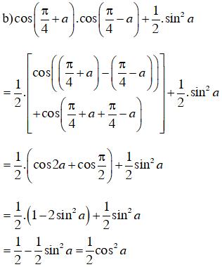 Giải bài 3 trang 154 SGK Đại Số 10 | Giải toán lớp 10