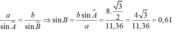 Giải bài 3 trang 59 sgk Hình học 10 | Để học tốt Toán 10