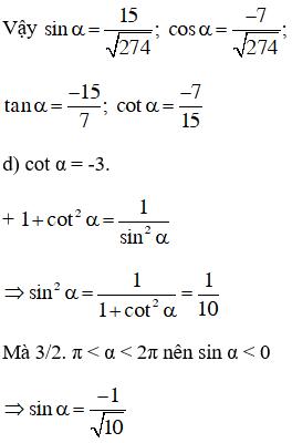 Giải bài 4 trang 148 SGK Đại Số 10 | Giải toán lớp 10