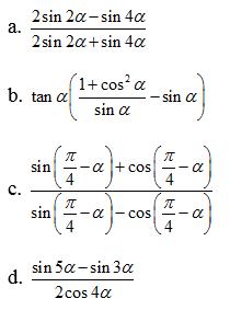 Giải bài 4 trang 155 SGK Đại Số 10 | Giải toán lớp 10