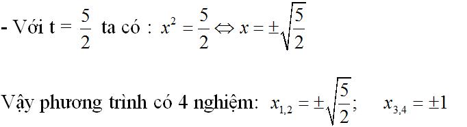 Giải bài 4 trang 62 sgk Đại số 10 | Để học tốt Toán 10
