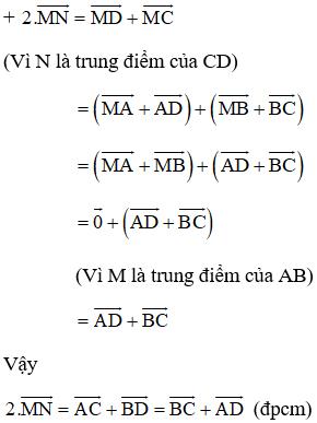 Giải bài 5 trang 17 sgk Hình học 10 | Để học tốt Toán 10