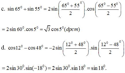 Giải bài 6 trang 156 SGK Đại Số 10 | Giải toán lớp 10