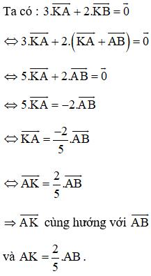 Giải bài 6 trang 17 sgk Hình học 10 | Để học tốt Toán 10