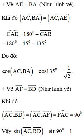 Giải bài 6 trang 40 sgk Hình học 10 | Để học tốt Toán 10