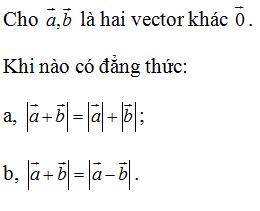 Giải bài 7 trang 12 sgk Hình học 10 | Để học tốt Toán 10
