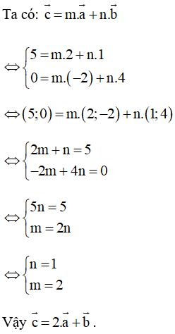 Giải bài 8 trang 27 sgk Hình học 10 | Để học tốt Toán 10