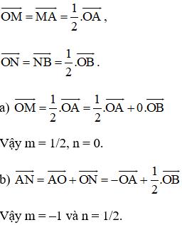 Giải bài 8 trang 28 sgk Hình học 10 | Để học tốt Toán 10