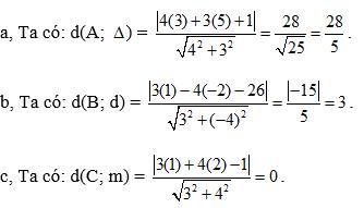 Giải bài 8 trang 81 SGK hình học 10 | Giải toán lớp 10