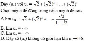 Giải bài 11 trang 143 sgk Đại Số 11 | Để học tốt Toán 11