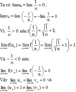Giải bài 2 trang 132 sgk Đại Số 11 | Để học tốt Toán 11