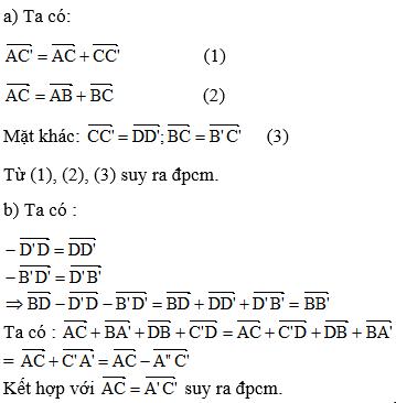 Giải bài 2 trang 91 sgk Hình học 11 | Để học tốt Toán 11