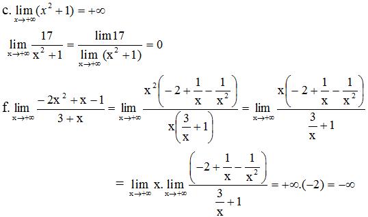 Giải bài 3 trang 132 sgk Đại Số 11 | Để học tốt Toán 11