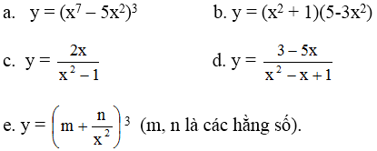 Bài 3 trang 163 sgk Đại Số 11 | Để học tốt Toán 11
