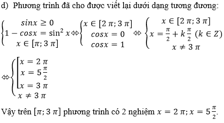 Giải bài 3 trang 179 sgk Đại số 11 | Để học tốt Toán 11
