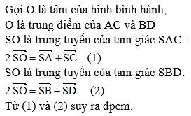 Giải bài 3 trang 91 sgk Hình học 11 | Để học tốt Toán 11