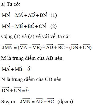 Giải bài 4 trang 92 sgk Hình học 11 | Để học tốt Toán 11