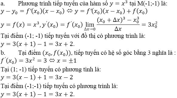 Giải bài 5 trang 156 sgk Đại Số 11 | Để học tốt Toán 11
