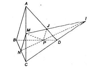 Giải bài 6 trang 54 sgk Hình học 11 | Để học tốt Toán 11