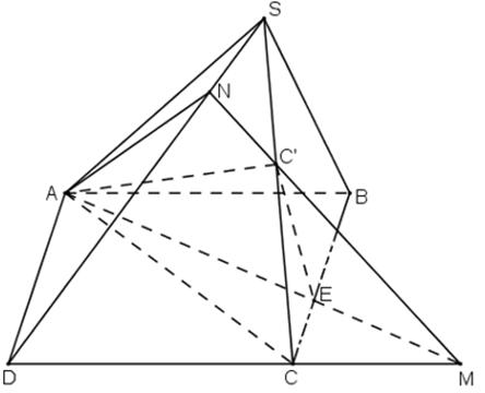 Giải bài 9 trang 54 sgk Hình học 11 | Để học tốt Toán 11