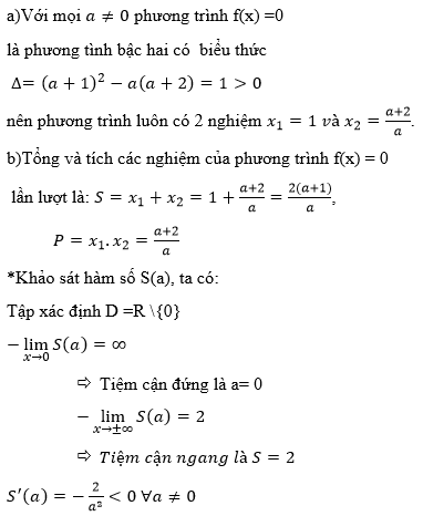 Giải bài 1 trang 145 sgk Giải tích 12 | Để học tốt Toán 12