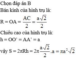 Giải bài 1 trang 51 sgk Hình học 12 | Để học tốt Toán 12