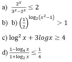 Giải bài 10 trang 147 sgk Giải tích 12 | Để học tốt Toán 12