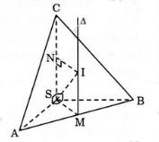 Giải bài 10 trang 49 sgk Hình học 12 | Để học tốt Toán 12