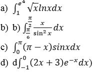 Giải bài 11 trang 147 sgk Giải tích 12 | Để học tốt Toán 12