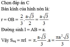Giải bài 14 trang 53 sgk Hình học 12 | Để học tốt Toán 12