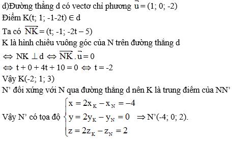 Giải bài 16 trang 102 sgk Hình học 12 | Để học tốt Toán 12