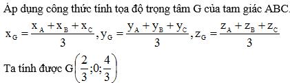 Giải bài 2 trang 68 sgk Hình học 12 | Để học tốt Toán 12